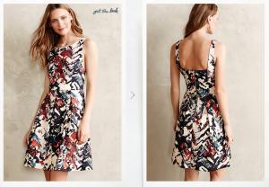 cappelle dress